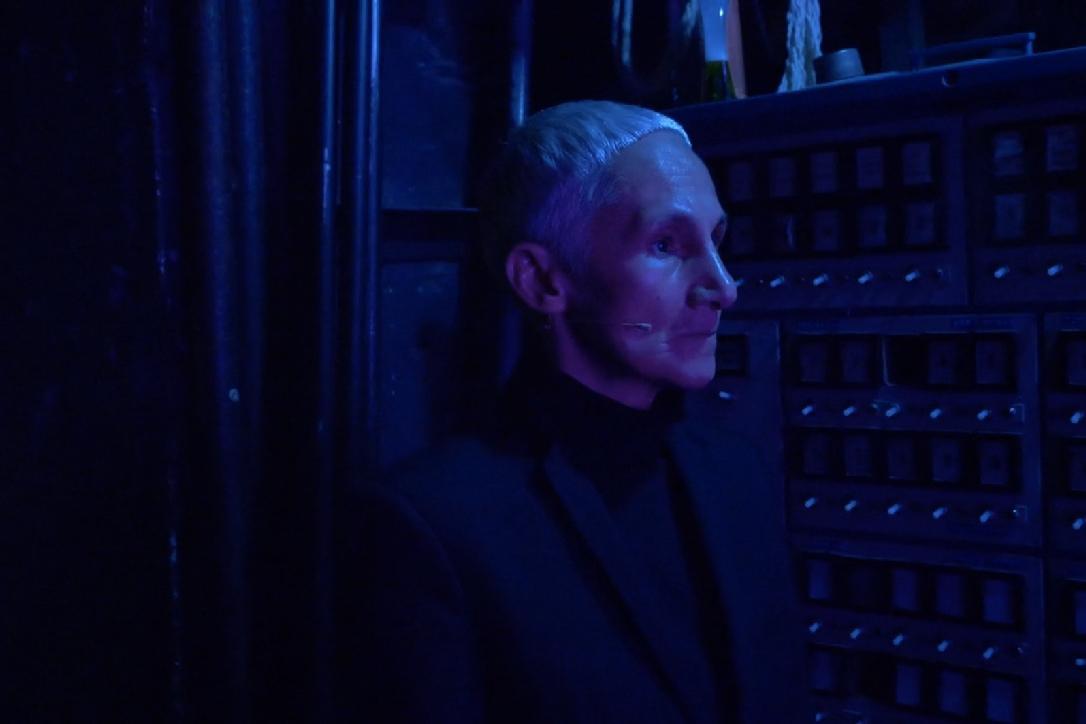 Кадр из фильма «Роза», 2020