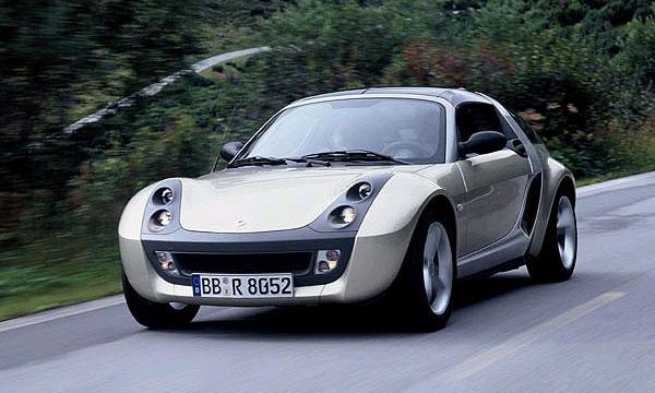 Компания Kimber хочет купить права на Smart Roadster