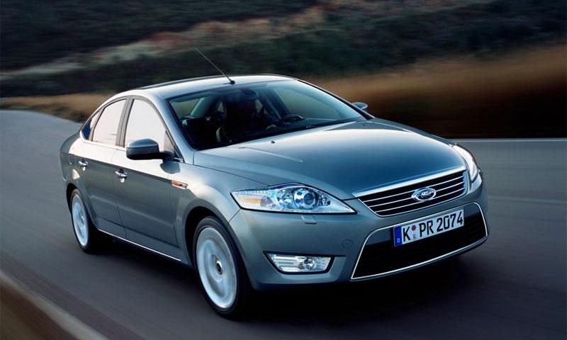 Компания Ford снизила в России цены на Mondeo