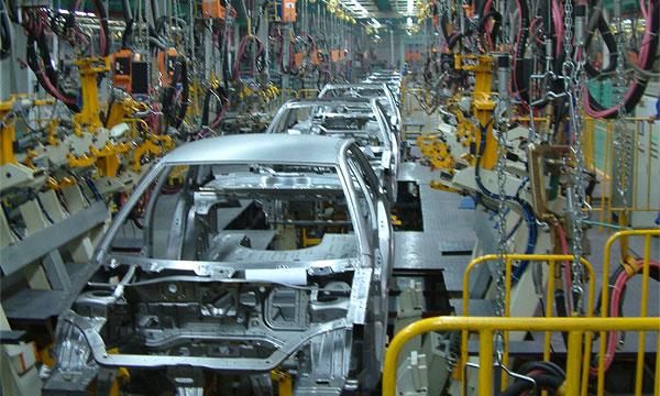 GM на 20 дней остановит производство на заводе в Петербурге
