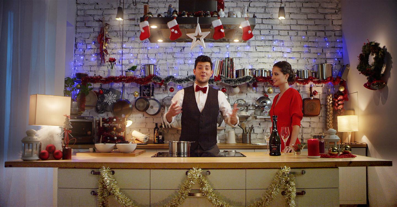 Кадр из Новогоднего ролика