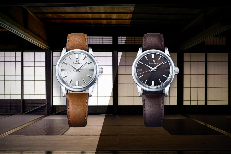 Часы «Асакаге» и «Юкаге», Elegance Collection, Grand Seiko