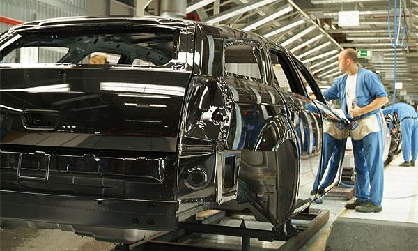Chrysler потерял в III квартале почти 1,5 млрд долларов
