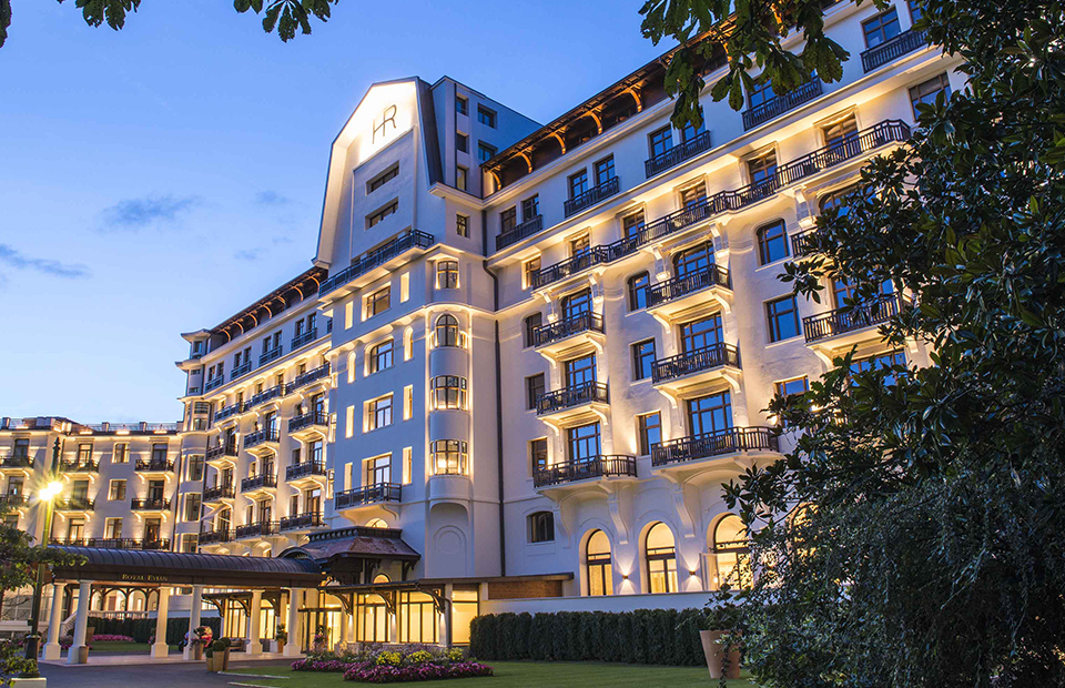 139c37f8904c 7 причин посетить Evian Resort :: Впечатления :: РБК.Стиль