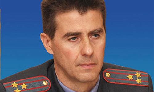 Министр внутренних дел Чувашии Сергей Семенов