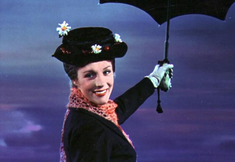 Кадр из фильма«Мэри Поппинс»