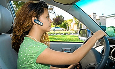 ГИБДД доказала неэффективность устройств hands-free за рулем