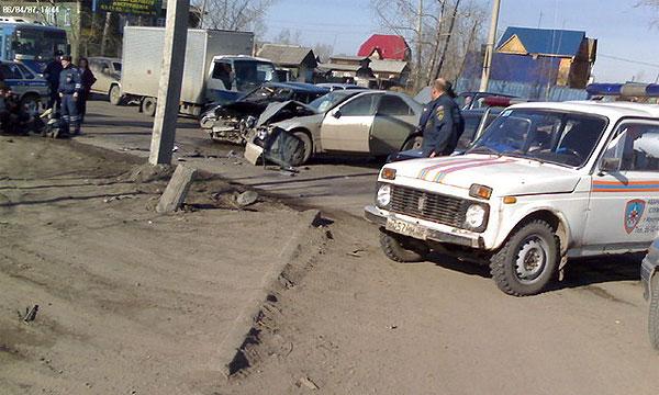Техосмотр никак не влияет на аварийность на дорогах
