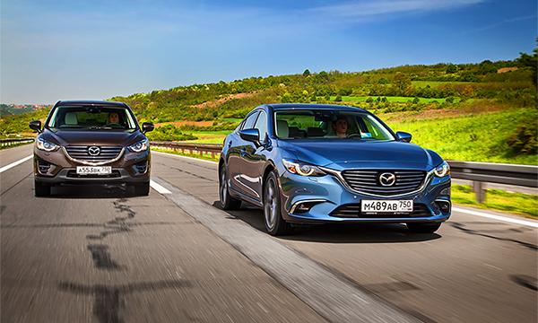 Mazda повысила цены на автомобили в России
