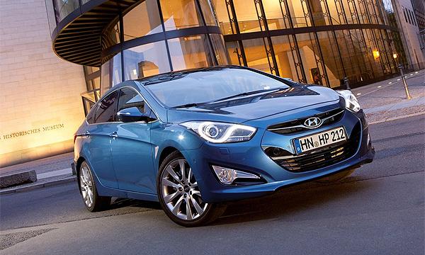 Hyundai назвал новые цены на i40