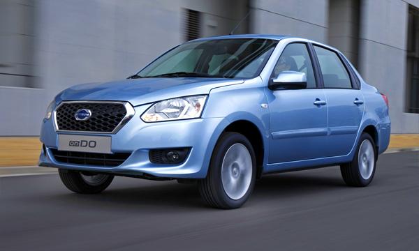 Объявлена стоимость всех модификаций Datsun on-DO