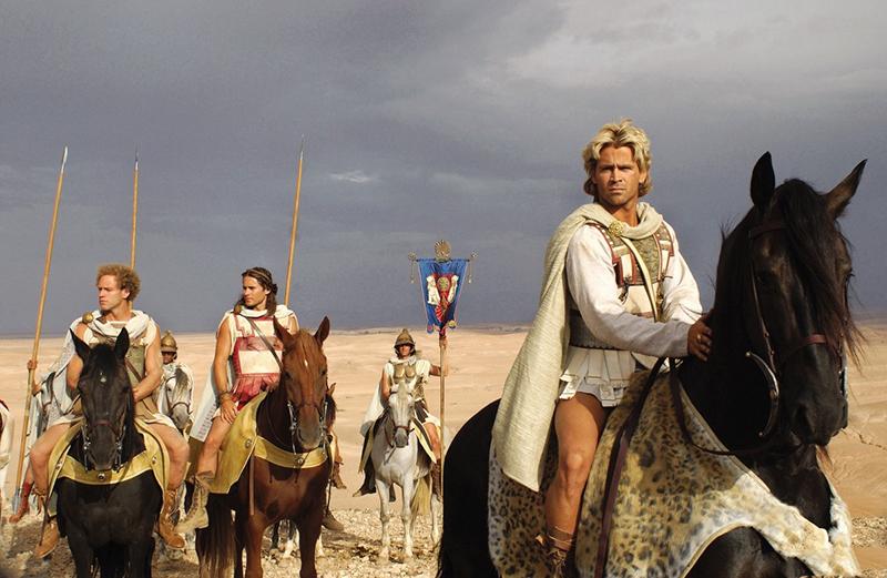 Кадр из фильма«Александр»