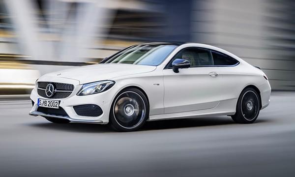 Купе Mercedes-AMG C43 получило 362-сильный мотор