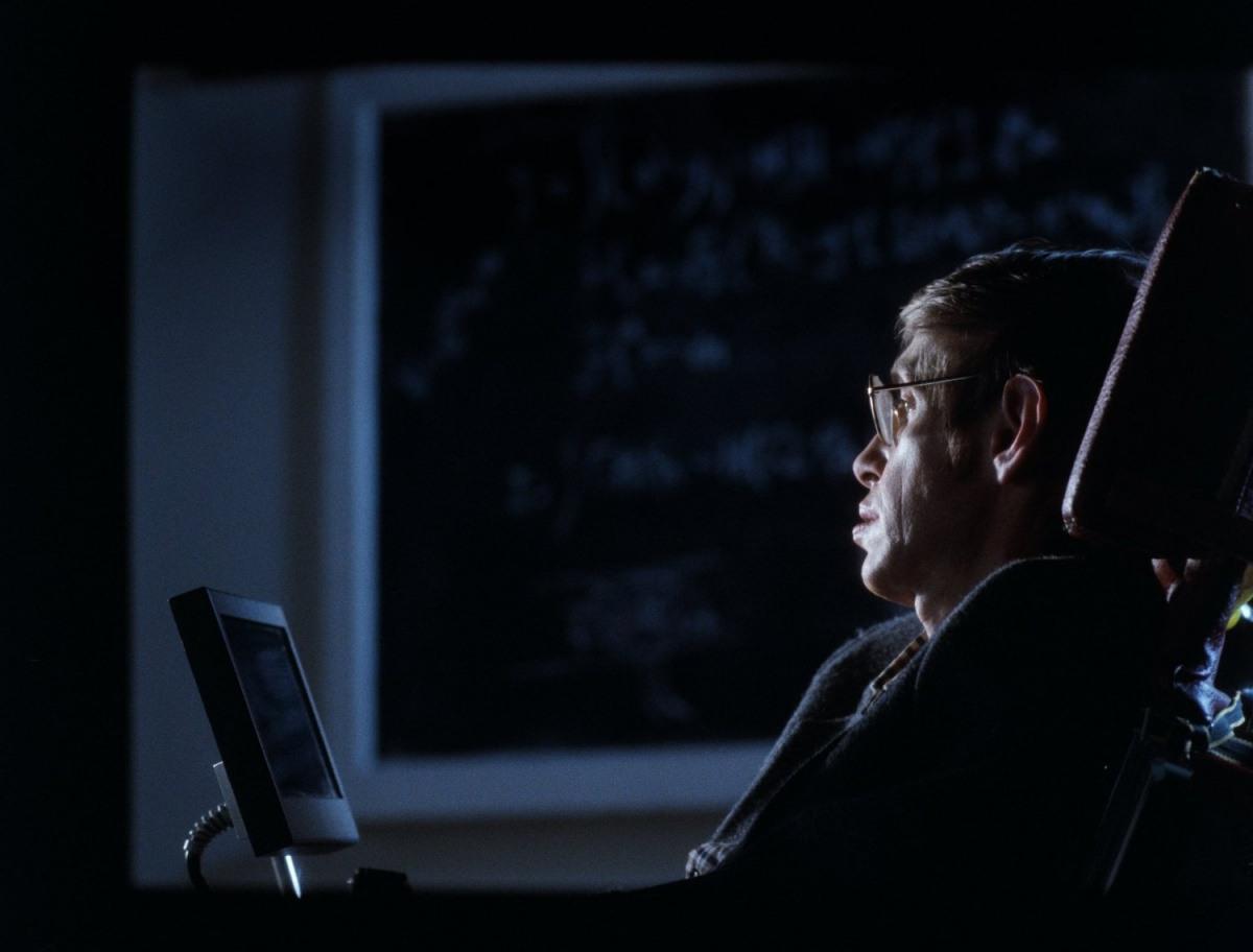 Кадр из фильма «Краткая история времени»
