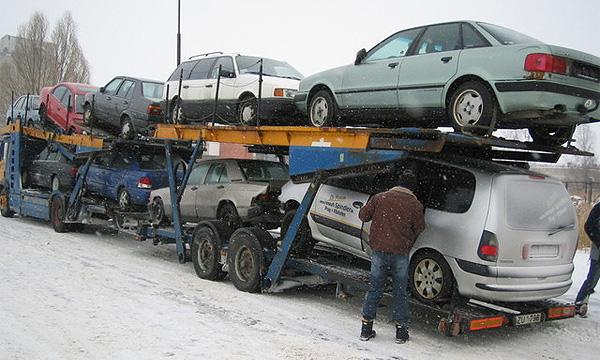 Ввезти автомобиль из Финляндии станет значительно сложнее