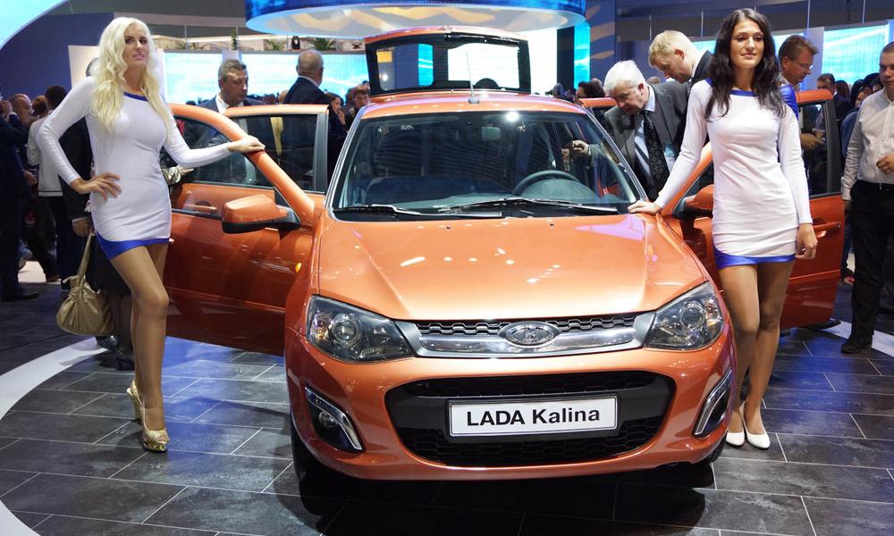 Новая Lada Kalina появится в продаже летом