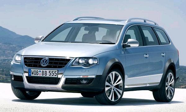 Volkswagen готовит новый кроссовер