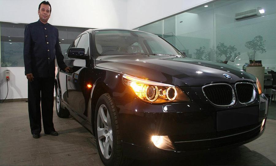 BMW начинает продажи автомобилей с пробегом в Москве