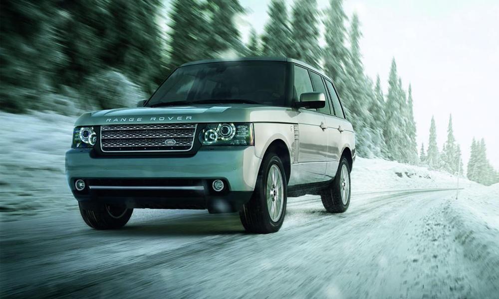 Range Rover TDV8 Autobiography