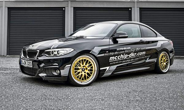 BMW 2-Series получила два пакета доработок