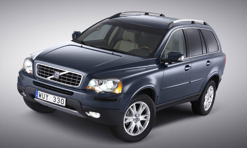 Пара штрихов и Volvo XC90 стал обновленным