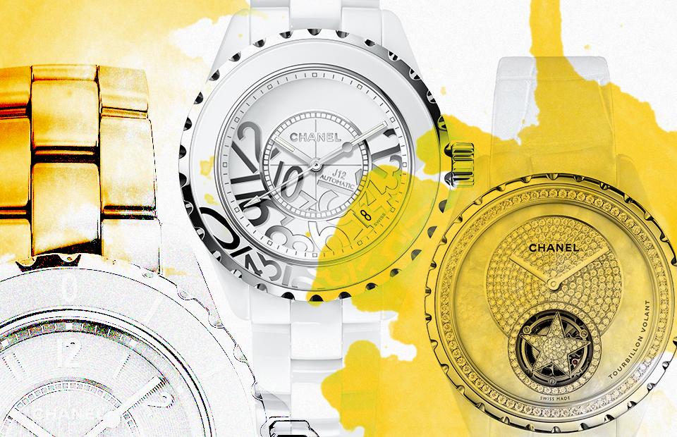 f2a351e47653 Долгожители стиля: часы Chanel J12 :: Вещи :: РБК.Стиль