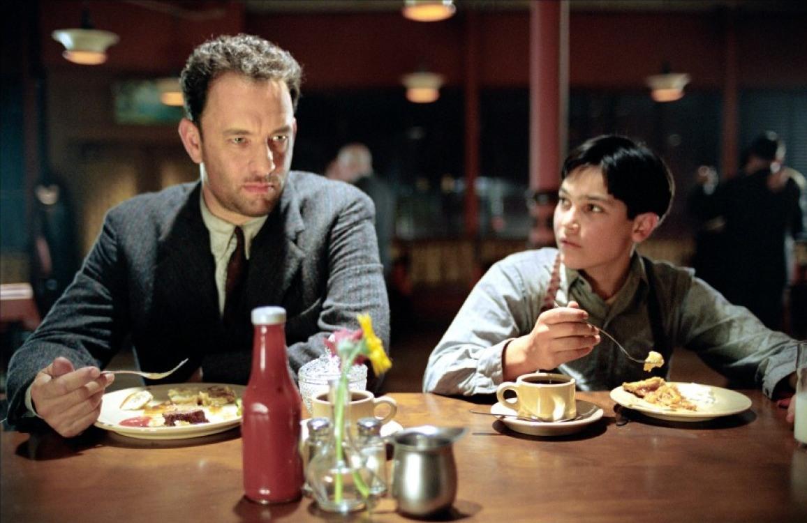 Кадр из фильма «Проклятый путь», 2002