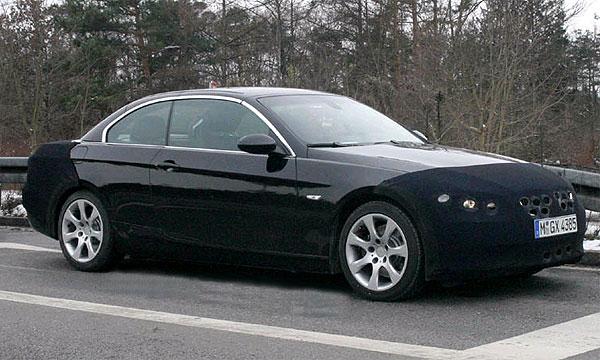 BMW готовит купе-кабриолет 3 серии
