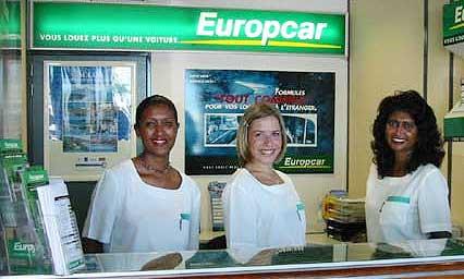 Volkswagen объявил сегодня о намерении продать компанию Europcar