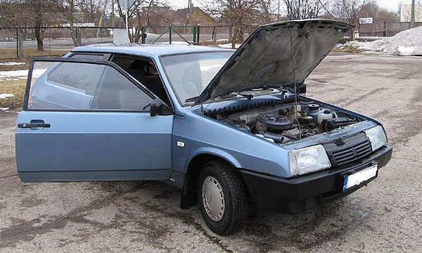 Lada Samara переходит на 1,6-литровые двигатели