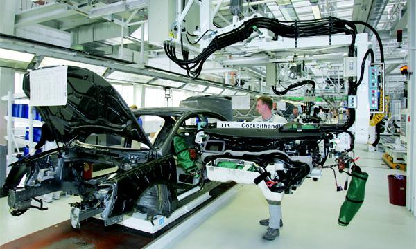 Volkswagen построит в Мексике завод мощностью 330 000 автомобилей в год