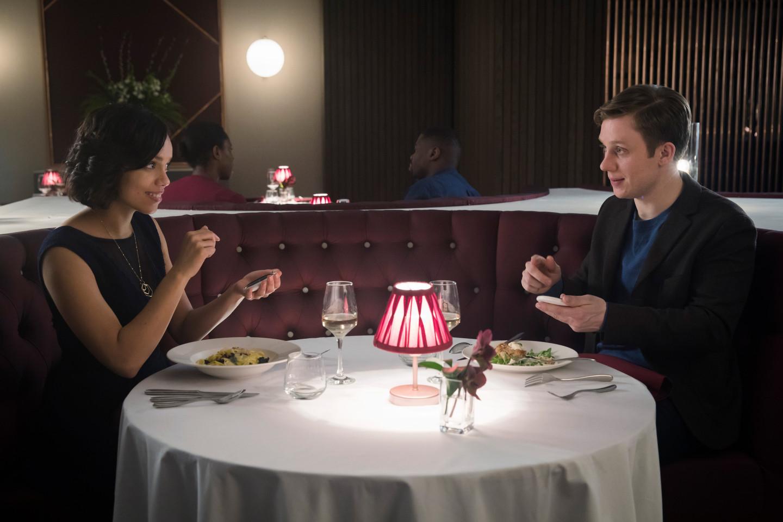 Кадр из сериала «Черное зеркало»