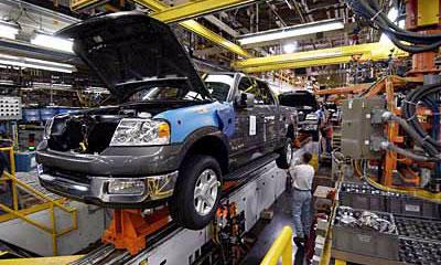 Ford закроет завод и сократит штат в Канаде