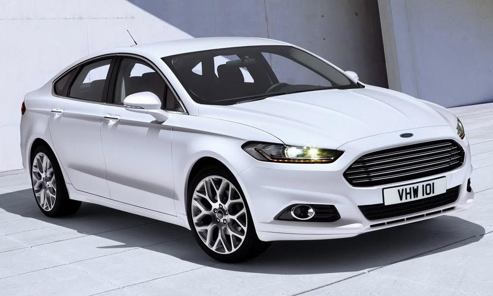 Ford отложит выпуск нового Mondeo на два года
