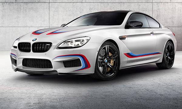 Названы российские цены на купе BMW M6 Competition Edition