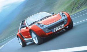 Smart Roadster может вернуться под другим именем