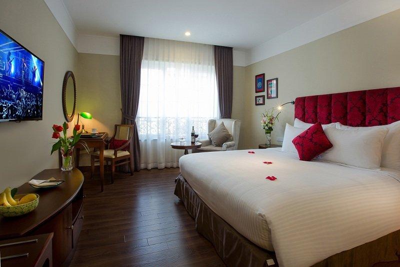Hanoi La Siesta Hotel & Spa, Вьетнам