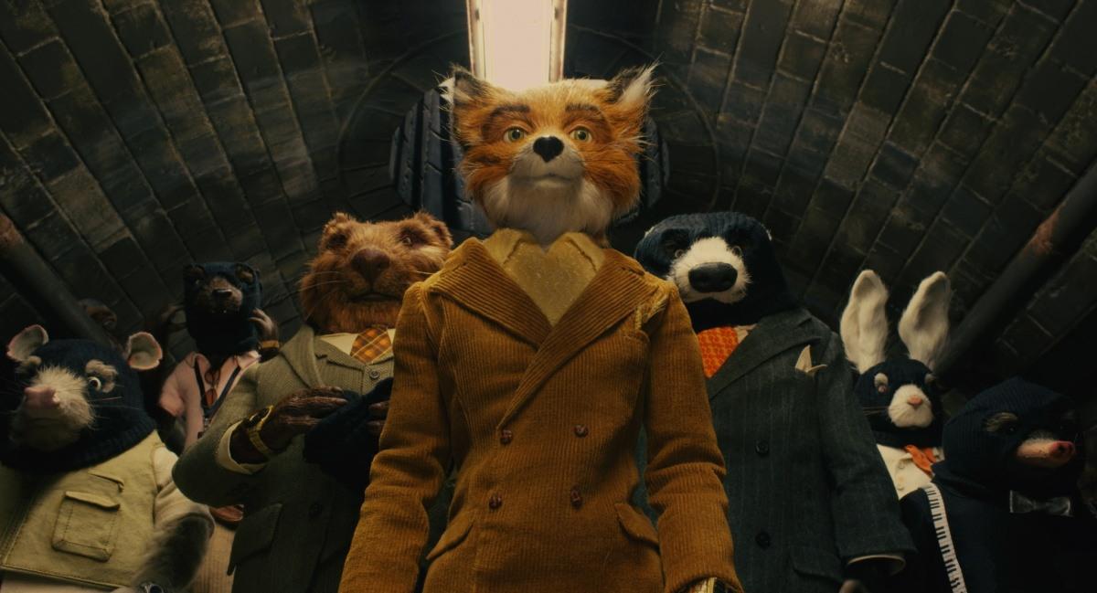 Кадр из фильма «Бесподобный мистер Фокс»