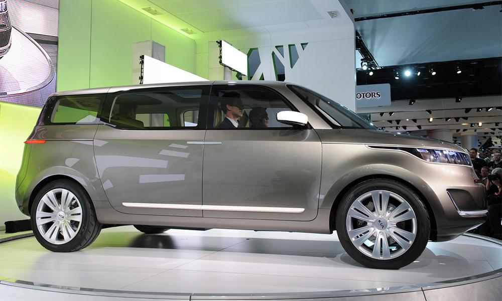Kia KV7 Concept