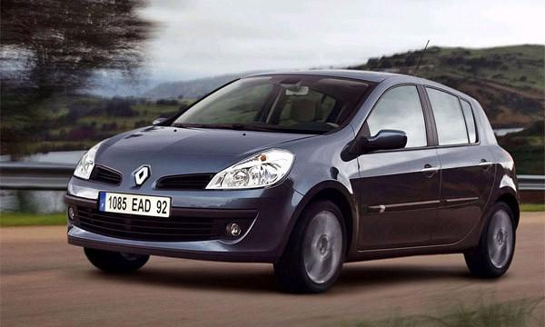 Renault представляет в России Clio III