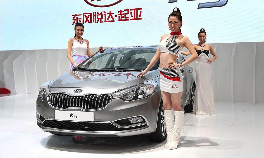 Новый Kia Cerato получит дефорсированный двигатель для России