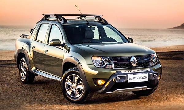 Первый пикап Renault показали в видеоролике