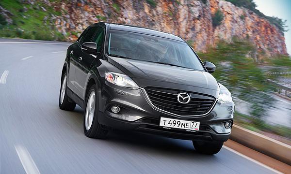 Без суеты. Тест-драйв Mazda CX-9