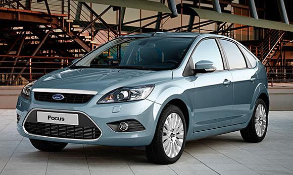 Продажи автомобилей марки Ford в России выросли на 17%