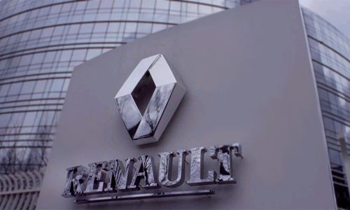 Французское правительство поможет Renault