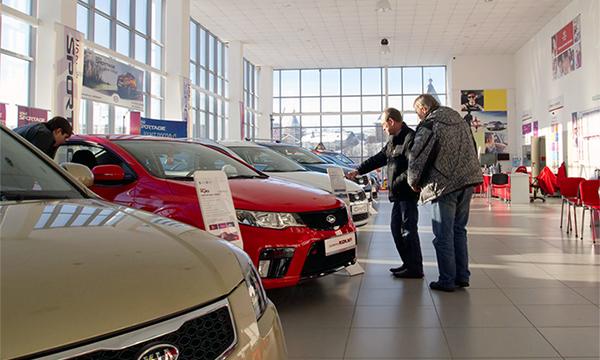 Россияне тратят на покупку автомобиля 103 дня