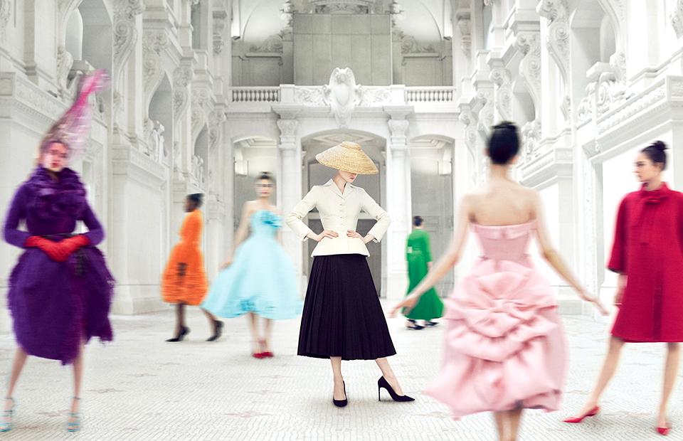 b63ec4f538374b Мечты приводят в музей: новая выставка Dior в Париже :: Впечатления ::  РБК.Стиль
