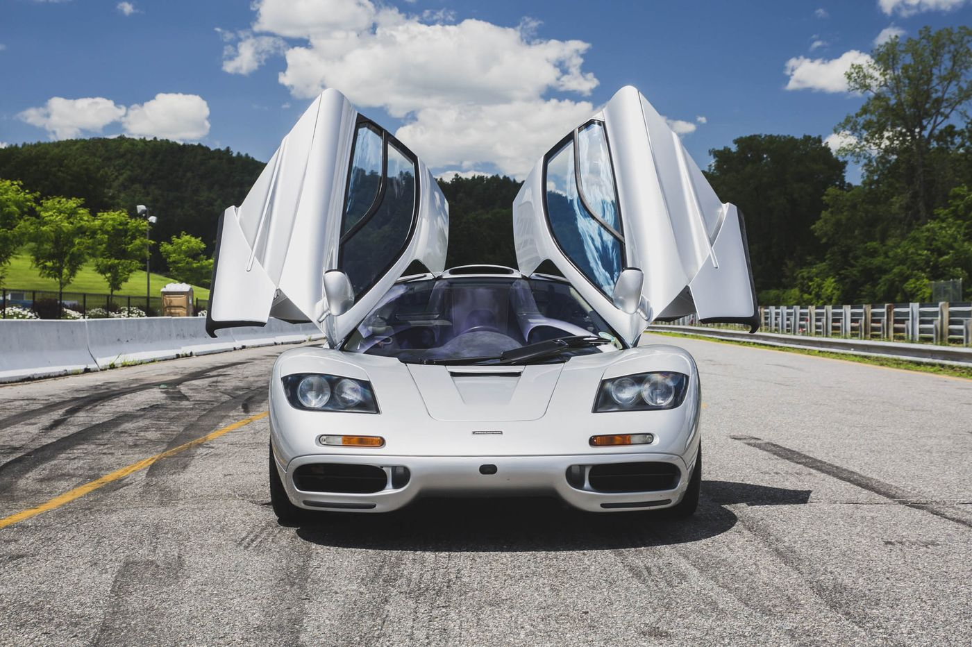 McLaren F1, 1995