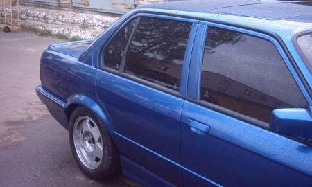 В Ингушетии запретили автомобили с тонированными стеклами