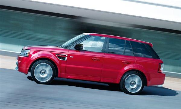 На мотор-шоу в Нью-Йорке покажут две спецверсии Range Rover Sport